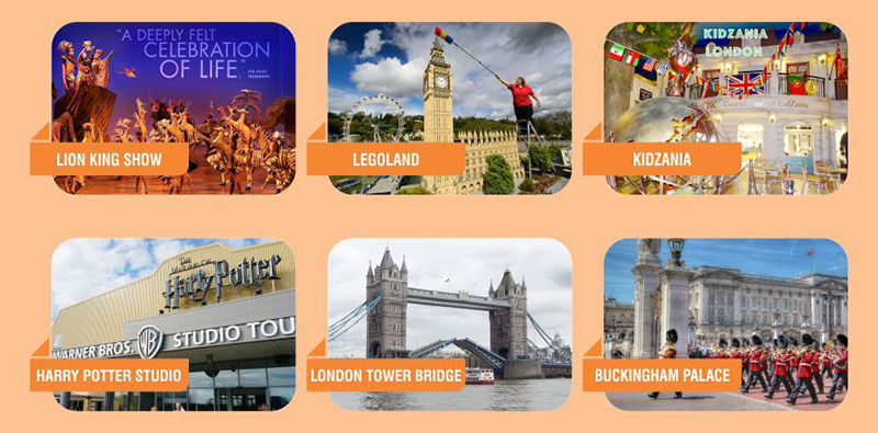 Budget Europe Tour Packages From India